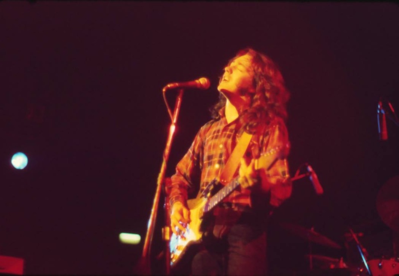 Photos de Kirk Koster - Western Illinois University - Macomb (USA) - 24 janvier 1976 10984510