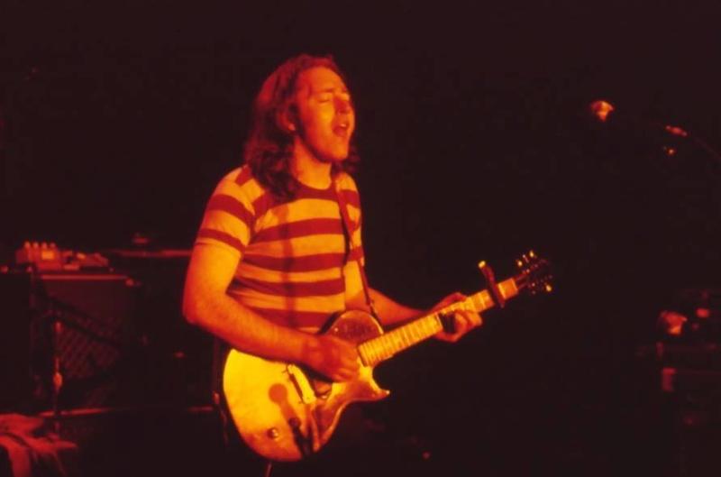 Photo de Kirk Koster - Park West - Chicago (USA) - 6 octobre 1982 10995310