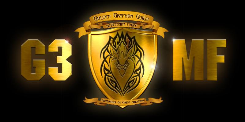 Golden Gryphon Guild Mercenary Force