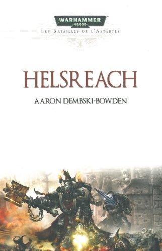 Helsreach d'Aaron Dembski-Bowden 41iu-b10