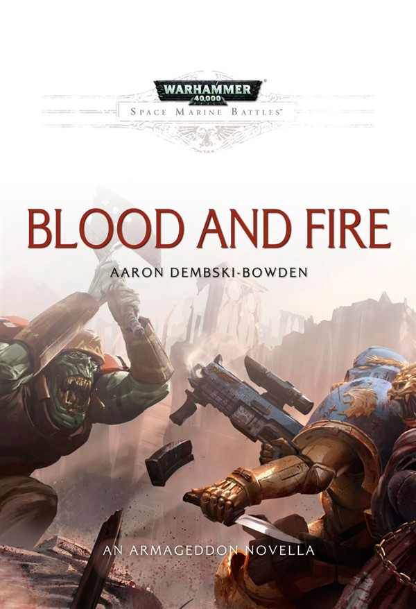 [Space Marine Battles] Armageddon d'Aaron Demski Bowden Blood-10