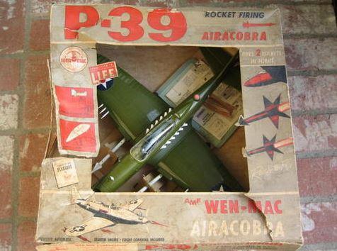 AMF Wen Mac P-39 Airacobra 4_16