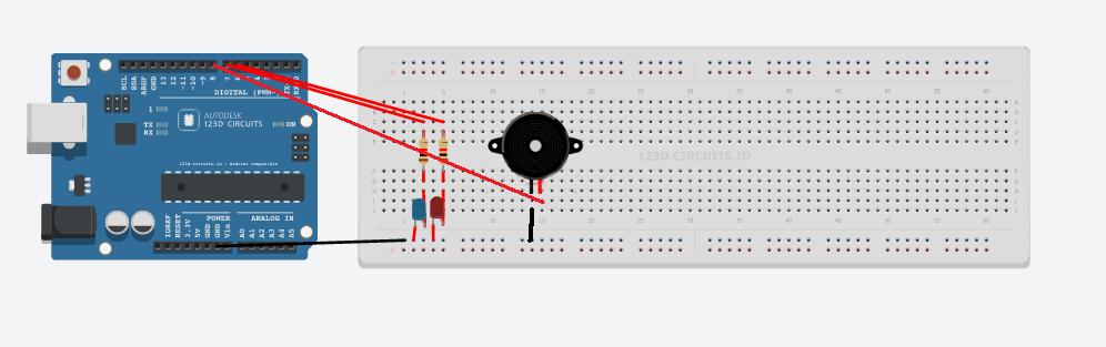 Come realizzare una sirena v2.0 con Arduino Arduin10