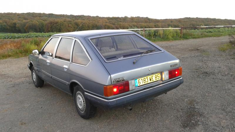Ma Talbot 1510 SX de 1982 1310