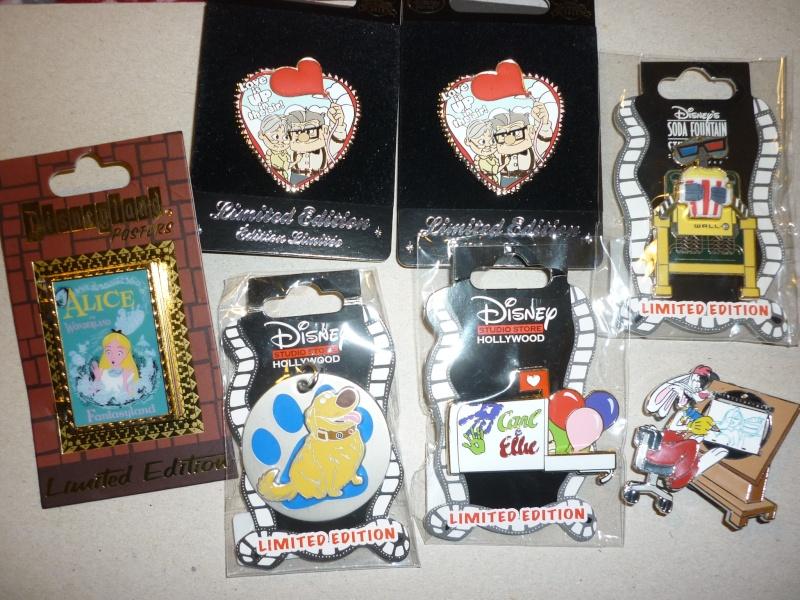 Le Pin Trading à Disneyland Paris - Page 40 P1120122
