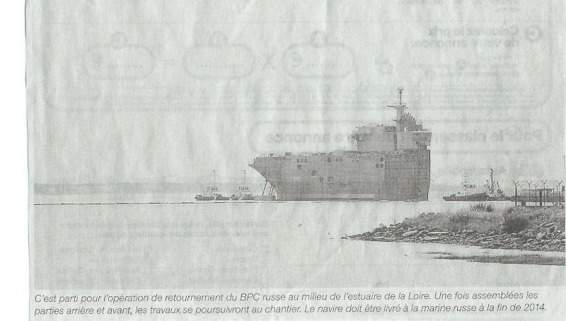 [Vie des ports] Port de Saint Nazaire - Page 2 Mouvem13