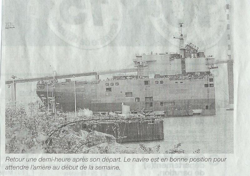 [Vie des ports] Port de Saint Nazaire - Page 2 Mouvem14