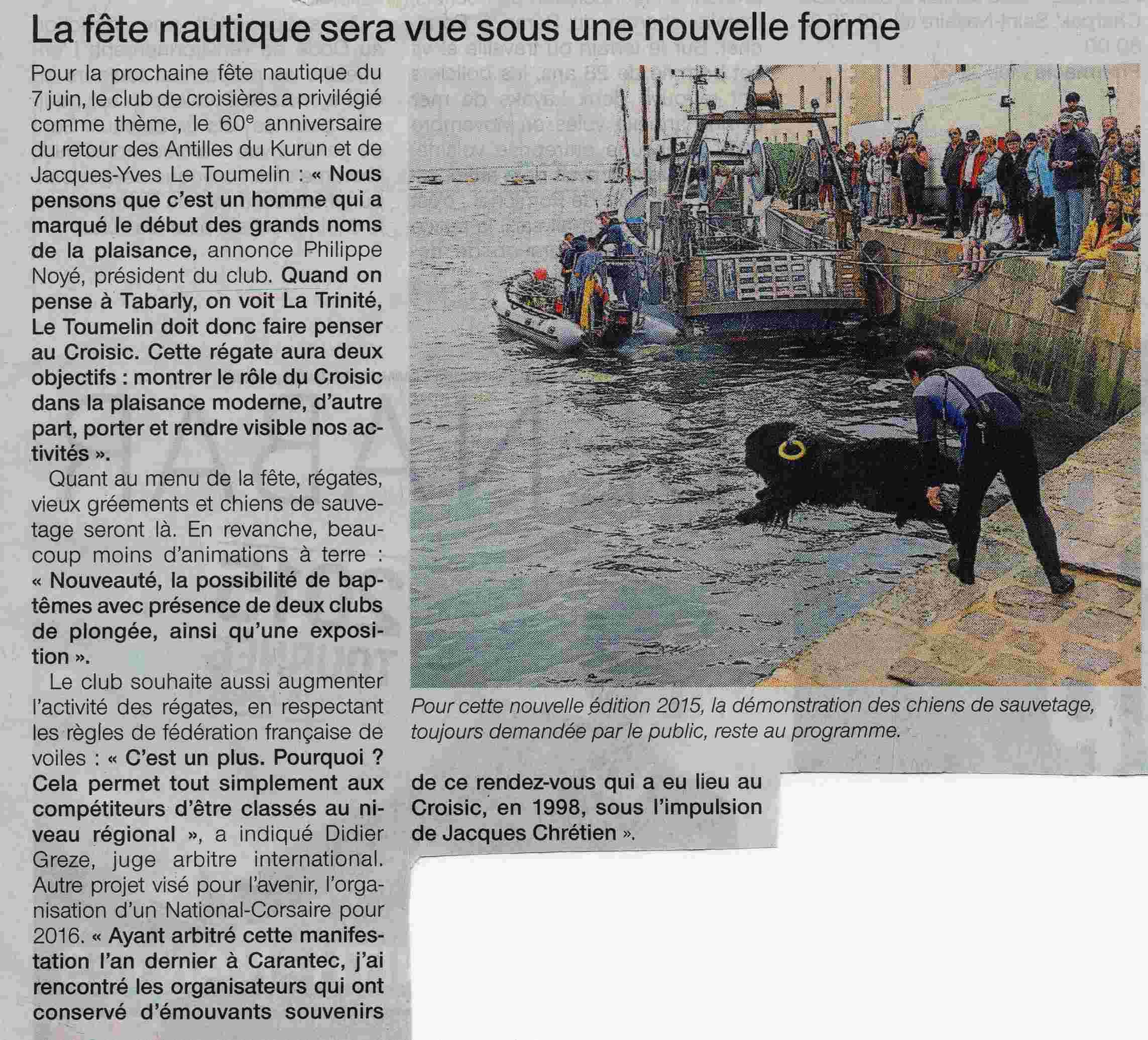 [Activité hors Marine des ports] LE CROISIC Port, Traict, Côte Sauvage... - Page 8 Photo010