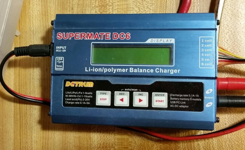 RC battery cycler 10988610