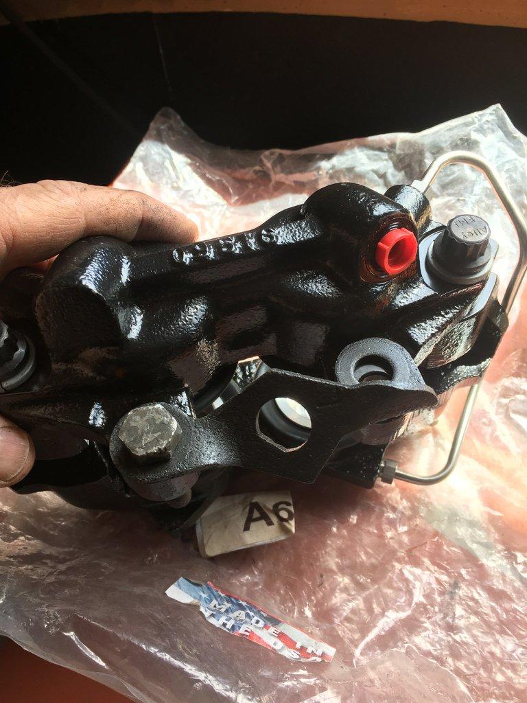 Question Mopar A Body. sur kit conversion drum to disc brake 57876310