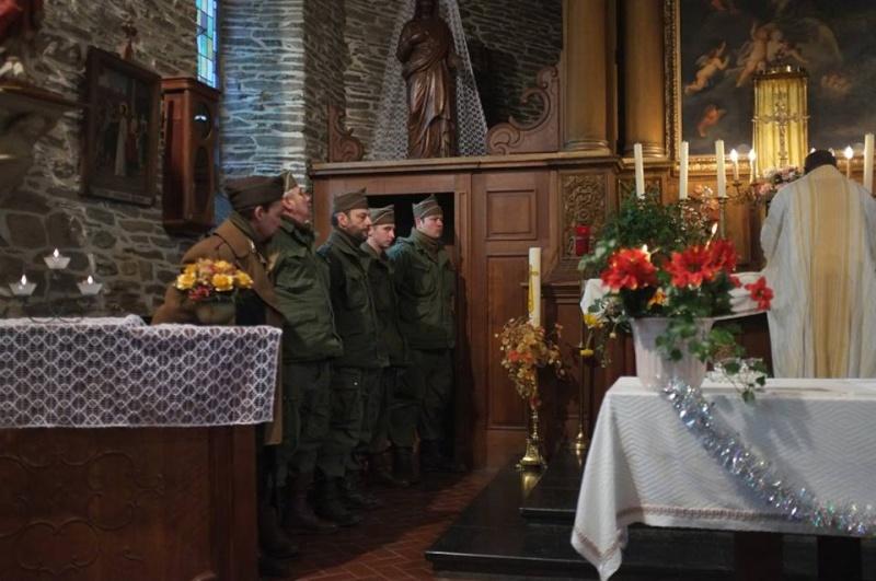 Ceremonie 83rd Inf Division 11 janvier 2015 à Fraiture 10905910