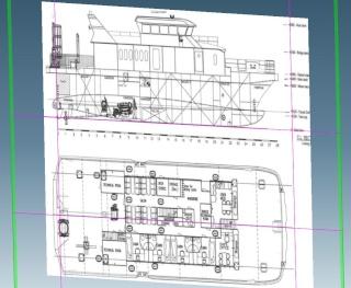 Crew Transfer Schiff GESA  111