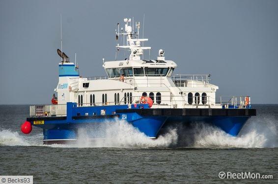 Crew Transfer Schiff GESA  310