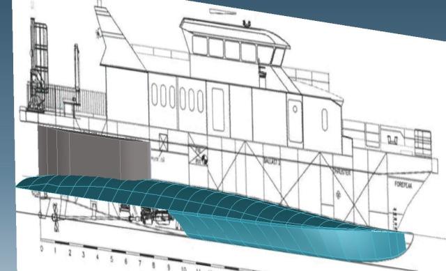 Crew Transfer Schiff GESA  Unbena10