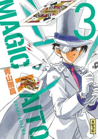Magic Kaito Magic-12