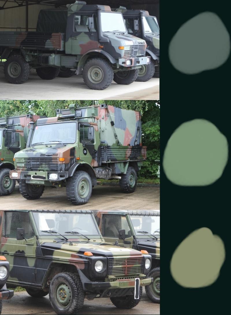 peinture - Camouflage francais 3 tons Otan - Page 2 German10