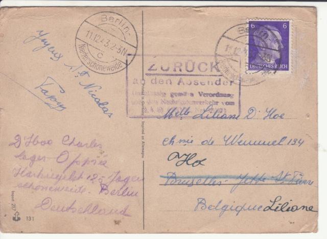 Décret sur les communications de la censure allemande du 02 Avril 1940. (00) _1_11_10