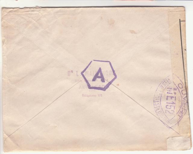 La commission de contrôle d'Aurillac encore en action en janvier 1945 !!  _2002410