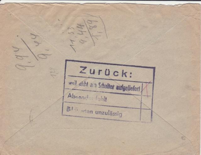 Décret sur les communications de la censure allemande du 02 Avril 1940. (00) _2_04_11