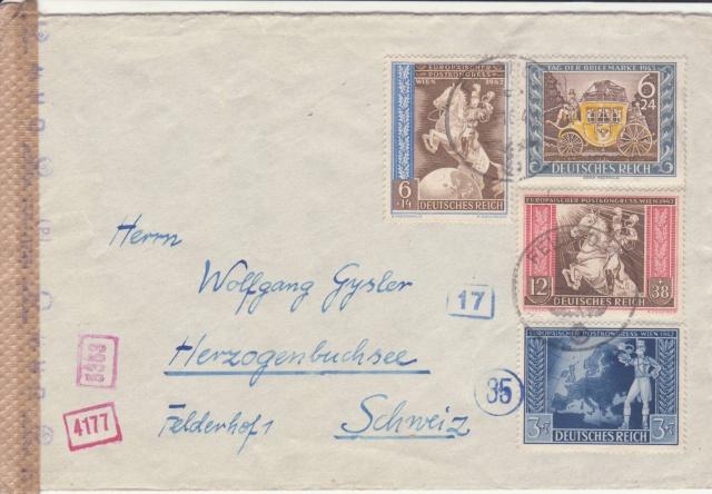 Décret sur les communications de la censure allemande du 02 Avril 1940. (00) _2_10_10
