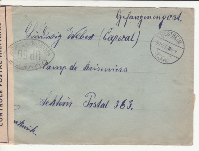 Prisonniers de guerre allemand 1939/40 en France. _2_30_10