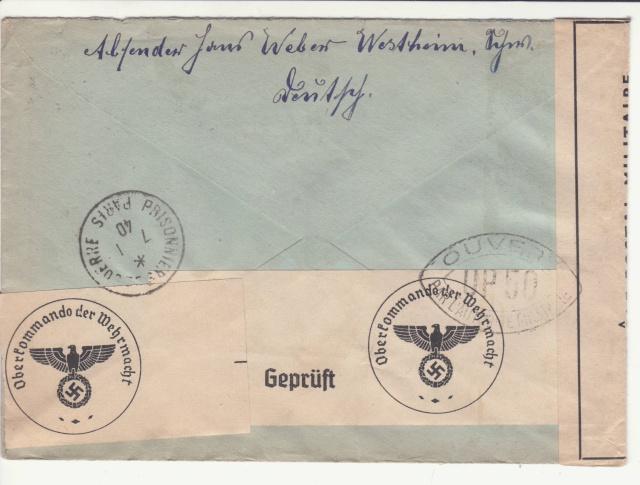 Prisonniers de guerre allemand 1939/40 en France. _2_30_11