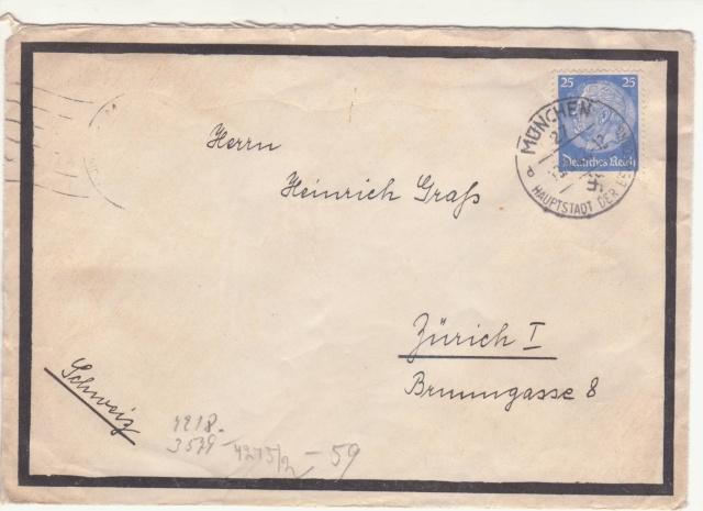 Décret sur les communications de la censure allemande du 02 Avril 1940. (00) _2_a10
