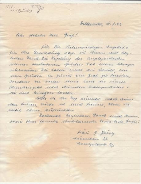 Décret sur les communications de la censure allemande du 02 Avril 1940. (00) _2_aaa10