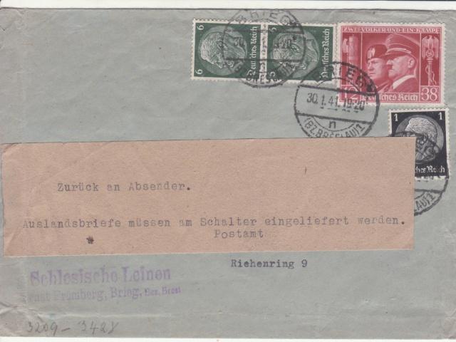 Décret sur les communications de la censure allemande du 02 Avril 1940. (00) _3-09_10