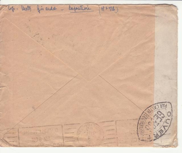 Une des premières lettres contrôlées par la Commission GE de Colmar. _3-g10