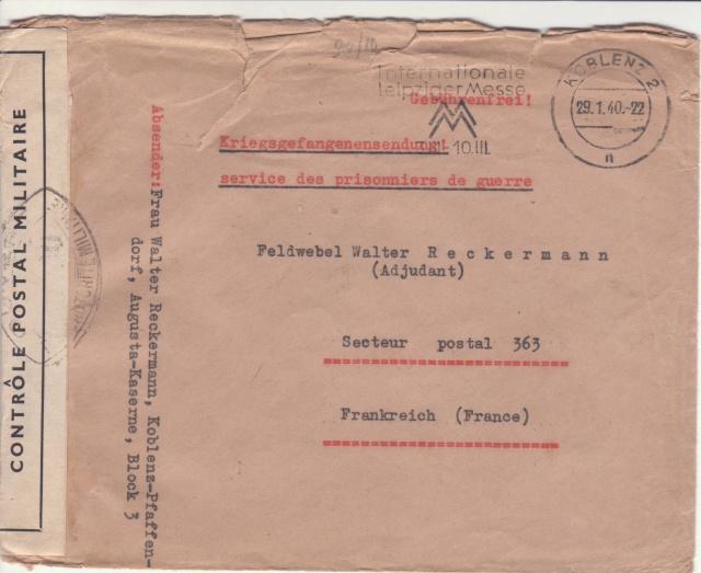 Prisonniers de guerre allemand 1939/40 en France. _4_29_10
