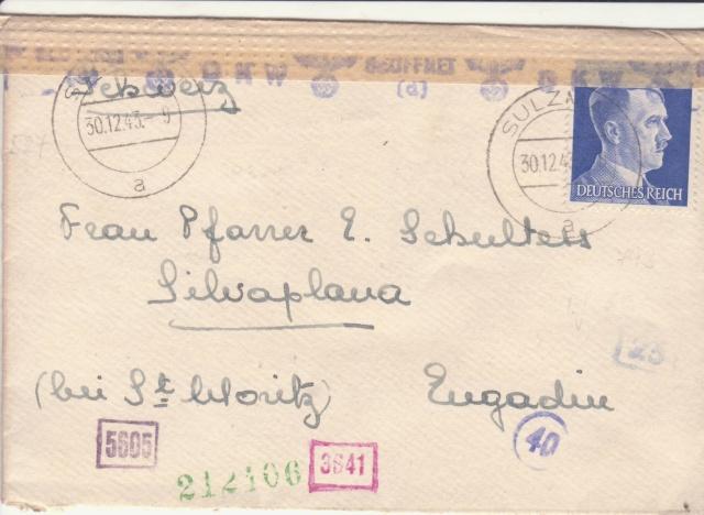 Décret sur les communications de la censure allemande du 02 Avril 1940. (00) _5-30_10