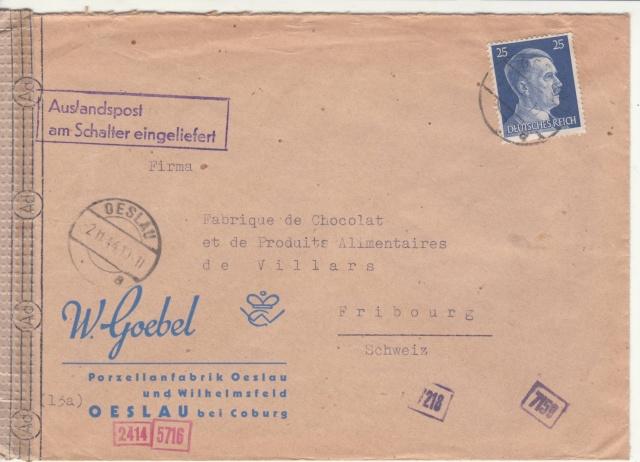 Décret sur les communications de la censure allemande du 02 Avril 1940. (00) _6-02_10