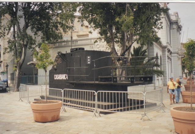 """Lettre censurée MA-E ( Meknes ) du sous-marin """" Casabianca"""" pour les USA _a-aa12"""