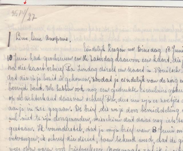 """Les marques des censeurs """"lecteurs"""" des centres de contrôle allemands : c Cologne _c_410"""