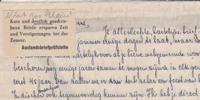 Décret sur les communications de la censure allemande du 02 Avril 1940. (00) _ecit-10