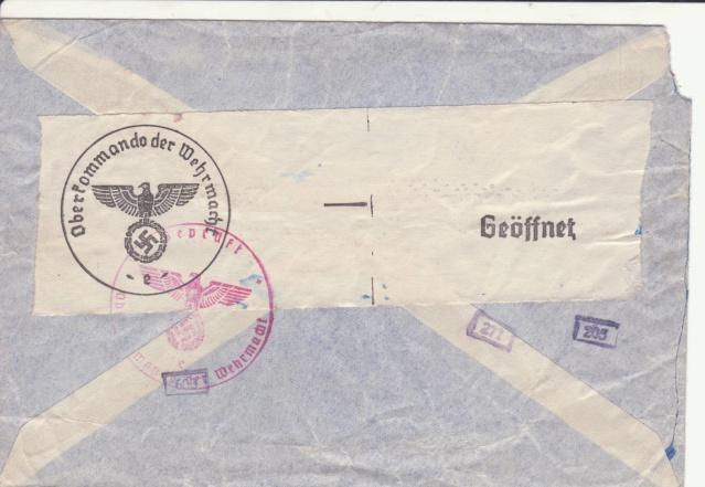 Décret sur les communications de la censure allemande du 02 Avril 1940. (00) _sto-112