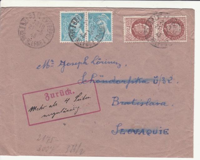 Décret sur les communications de la censure allemande du 02 Avril 1940. (00) _sto-115