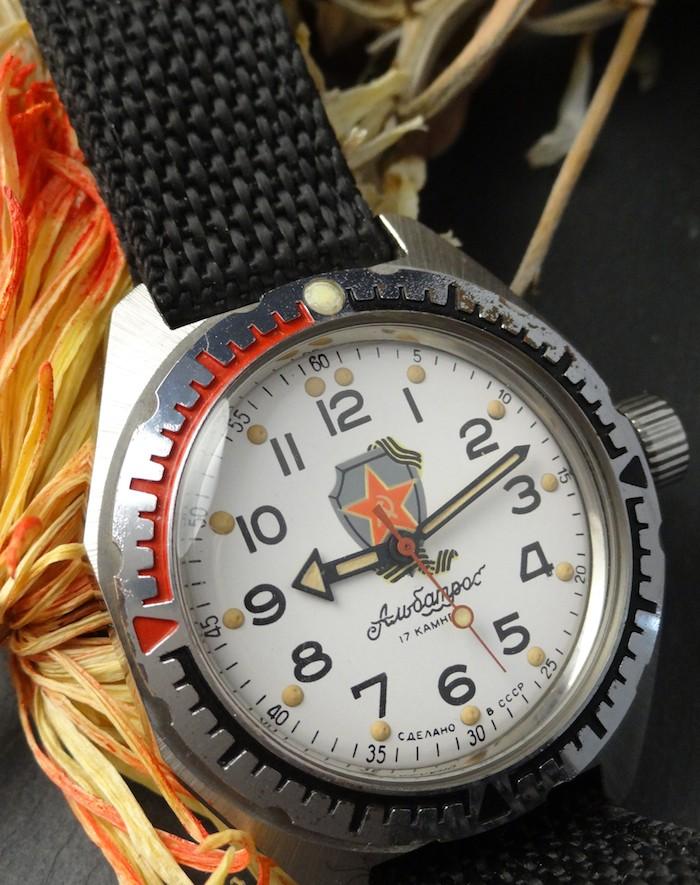 Vendue - Vostok Amphibia Albatros 470445 Dsc01822