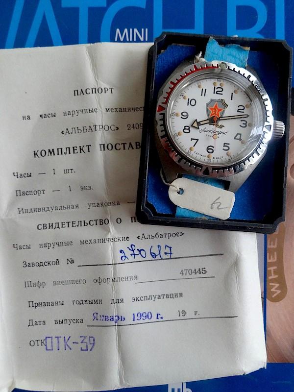 Albatros - Vostok ALBATROS Dsc04312