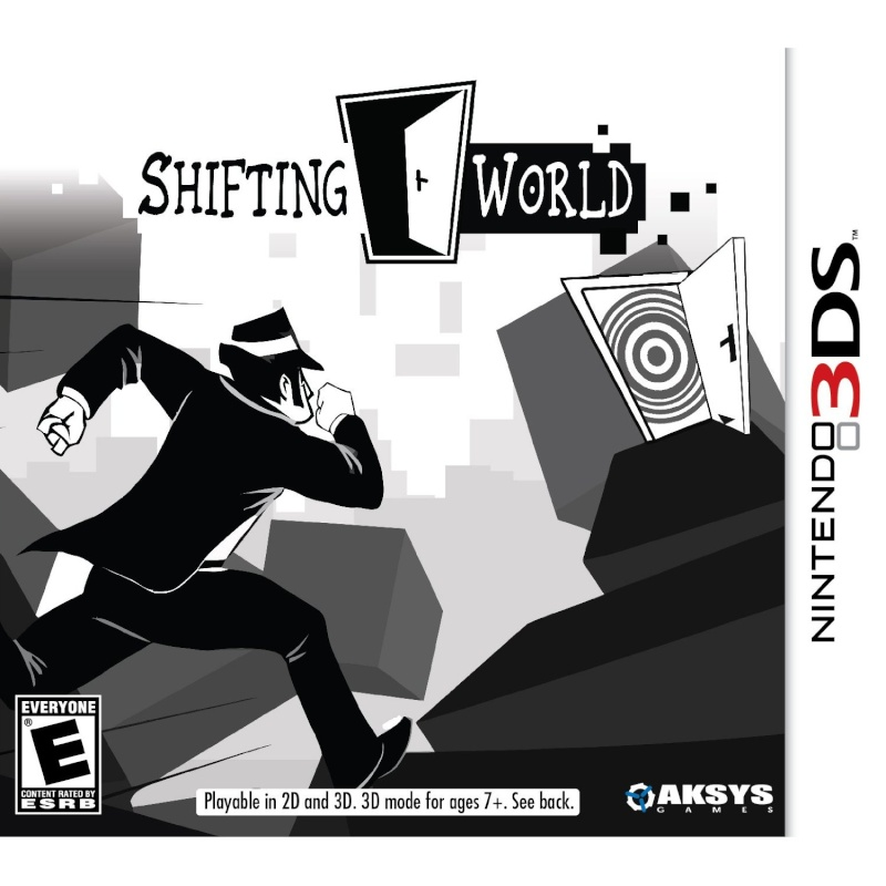 Shifting World for 3DS 13363910