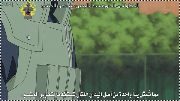 ناروتو شيبودن 277 بعنوان : علامة الانسجام | Naruto Shippuuden 277 13463512