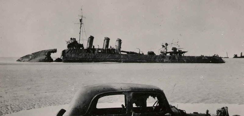 Les torpilleurs français Adroit13