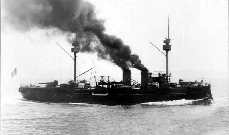 Marine chilienne Capita10