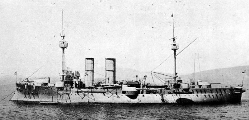 Marine chilienne Capita12