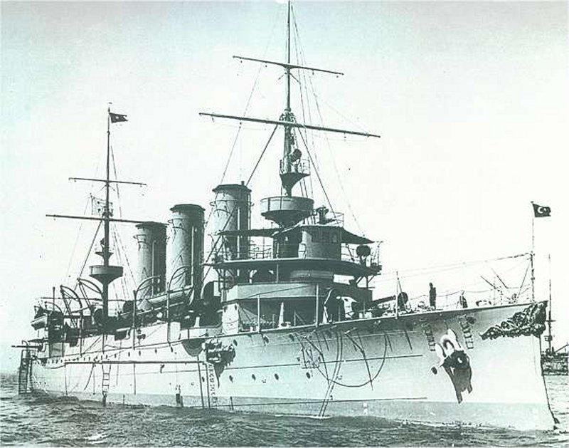 Marine turque Hamidi10