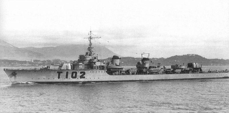 Les torpilleurs français Hardi_11