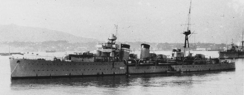 Croiseurs espagnols Miguel10