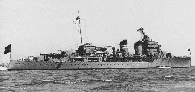 Croiseurs espagnols Miguel11
