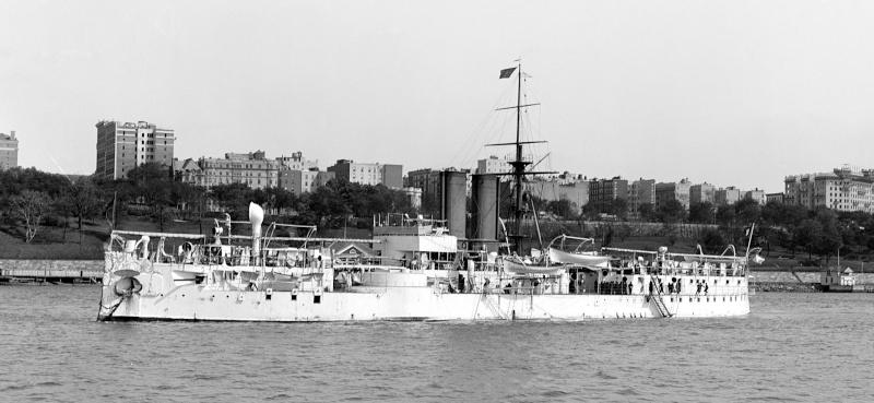 Marine brésilienne Riachu10